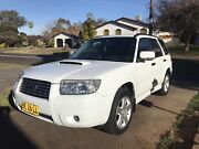 2007 Subaru Forester XT Hillvue Tamworth City Preview