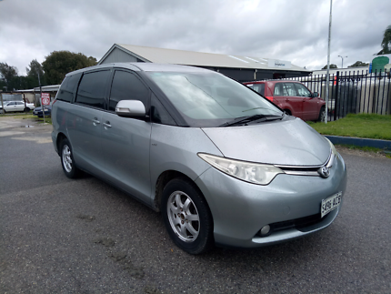 2008 Toyota Tarago 4 cylinder 8 seater St Agnes Tea Tree Gully Area Preview