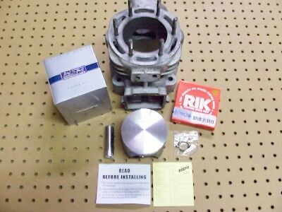 Polaris 400 Engine Cylinder BORING SERVICE With Piston & Rings Kit 400L Sport