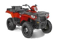 2015 Polaris Sportsman X2 570 EPS Indy Red