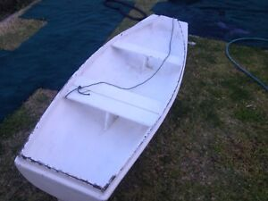2 Seater Vintage Timber Canoe St Johns Park Fairfield Area Preview