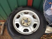 Honda CRV Tyres & Rims complete.  Mount Sheridan Cairns City Preview