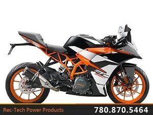 2017 KTM RC 390 - $1,000 off! - $39/bi-weekly