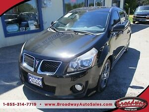 2009 Pontiac Vibe POWER EQUIPPED GT EDITION 5 PASSENGER 2.4L - E