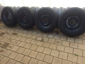 "17"" Tyres and Rims Wanneroo Wanneroo Area Preview"