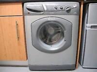 Hotpoint Aquarius washing machine Graphite Grey