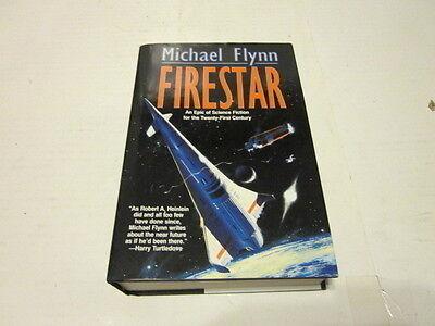 Firestar By Michael F  Flynn And Michael Flynn  1996  Hardcover