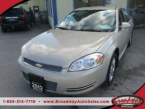 2012 Chevrolet Impala POWER EQUIPPED LS EDITION 5 PASSENGER 3.6L