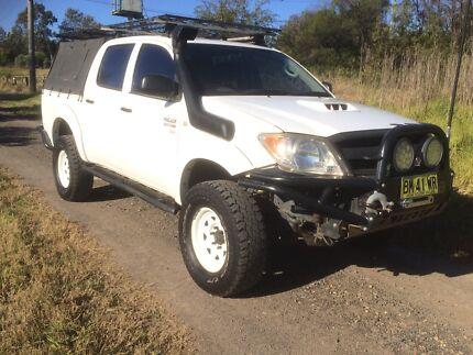 2006 Toyota Hilux Kun26r Twin Locked Must Sell