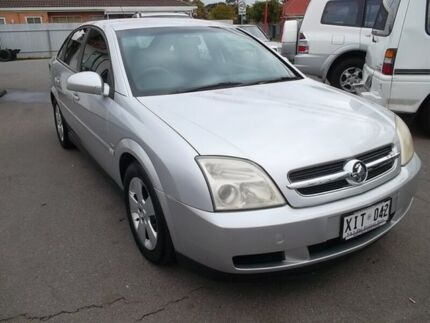 2006 Holden Vectra ZC MY05 Upgrade CD 5 Speed Automatic Hatchback Woodville Park Charles Sturt Area Preview