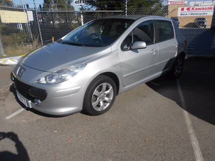 2006 Auto Peugeot 307 - 5 Door Hatch Wangara Wanneroo Area Preview