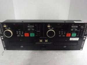 Denon Duel Disc Professional CD Player. We Buy and Sell Used Pro Audio Equipment. 103944