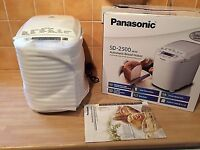 Panasonic Bread Maker - Immaculate Condition