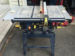 "Craftsman 10"" Tablesaw"