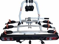Streetwize Titan 3 Bike Towball Mounted Cycle Carrier