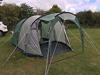 Royal Memphis 5 person tent with front canopy perfect for a family camping trip