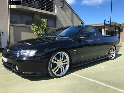 2004 Holden Commodore SS VYII Ute Holden By Design