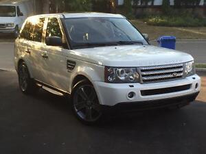 2009 Land Rover Range Rover Sport VUS