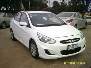 2015 Hyundai Accent Sedan Launceston Launceston Area Preview