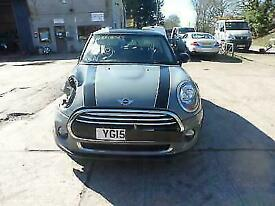 image for 2014 Mini 1.5 Cooper BREAKING FOR SPARES PARTS ONLY