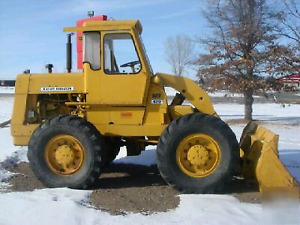 Older wheel loader or loader tractor wanted