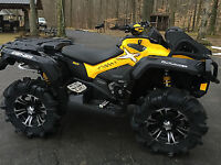 2014 CAN AM OUTLANDER 1000 FOR SALE OR TRADE + CASH