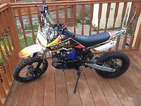 125cc pit bike great condition