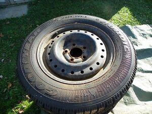 Winter Tires Set of 4 - 205/70R15