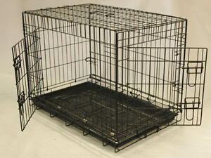 "24"" 30"" 36"" 42"" 48"" COLLAPSIBLE DOG CRATE, ALL SIZE INSTOCK! Dandenong South Greater Dandenong Preview"