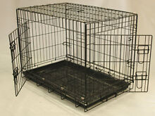 """24"""" 30"""" 36"""" 42"""" 48"""" COLLAPSIBLE DOG CRATE, ALL SIZE INSTOCK! Dandenong South Greater Dandenong Preview"""