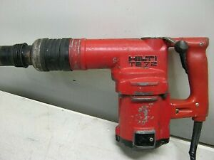 Hilte TE 72  Rotary Hammer Drill