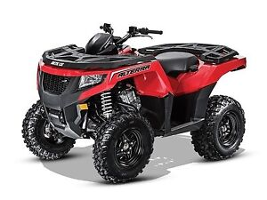 2017 Arctic Cat RED Alterra 700 SAVE WITH HUGE DISCOUNT