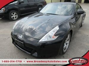 2011 Nissan 370Z 6-SPEED MANUAL LOADED 'SPORTY' 2 PASSENGER 3.7L