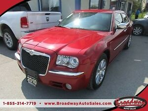 2010 Chrysler 300 LOADED LIMITED EDITION 5 PASSENGER 3.5L - V6..