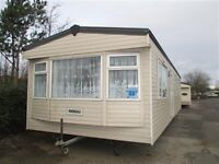 STATIC CARAVAN FOR SALE ON 5* HOLIDAY PARK IN STANHOPE CO DURHAM