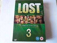 Lost - Series 3 Season 3 Complete Set (Very good condition)
