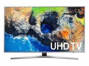 "LED 65"" UHD 4K Ultra-Slim Samsung ( UN65MU7100 )"