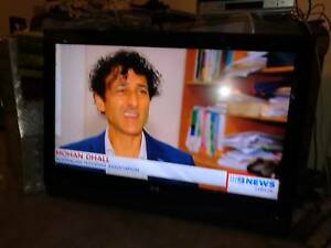 Lg 42 inch tv with Bauhn hd box and hard drive Carrum Downs Frankston Area Preview