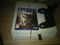 ** Fallout 4 ** game for PlayStation 4
