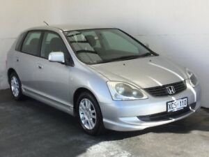 2004 Honda Civic 7th Gen MY2004 VI Silver 5 Speed Manual Hatchback Mount Gambier Grant Area Preview