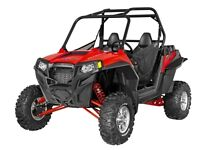 2014 Polaris RZR 900 Red