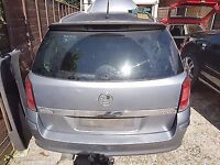 Astra mk5 estate rear tailgate and spoiler