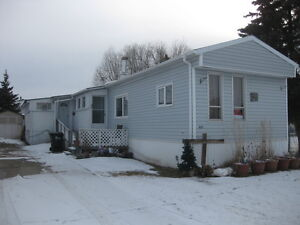 PRICED REDUCED - Mobile home for sale