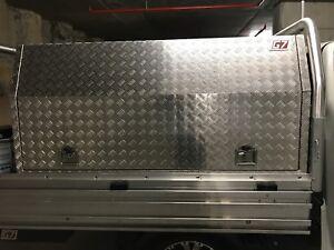 ALUMINIUM WELDED TOOLBOX (1700mm(L)x530mm(W)x820mm(H)) Aspley Brisbane North East Preview