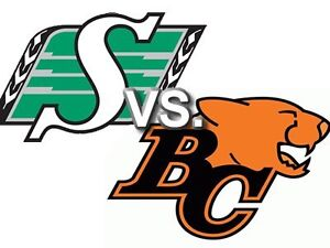 Riders vs. Lions on Oct. 29 - The Farewell Game - 4 Tickets