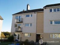 Unfurnished 2nd Floor 2 Bed Flat to Let - Dunphail Drive, Easterhouse