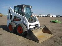 Mikes bobcat and snow removal service 403-400-5535