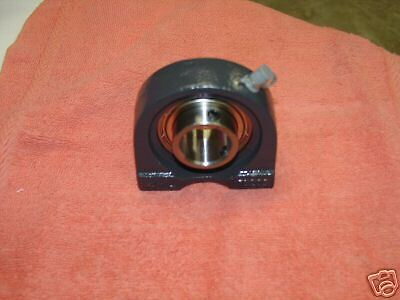 1-14 Bore Tapped Base Pillow Block Bearing-uctb206-20 3 Bolthole Center