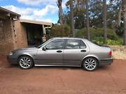 2002 Saab 95 Aero Turbo Sedan Pinjar Wanneroo Area Preview