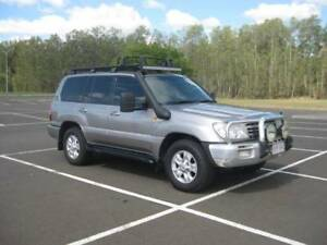 2005 Toyota LandCruiser Wagon Shara Maroochydore Maroochydore Area Preview